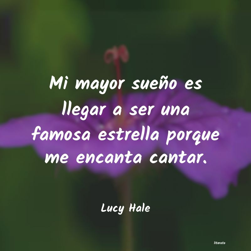 Frases de Lucy Hale