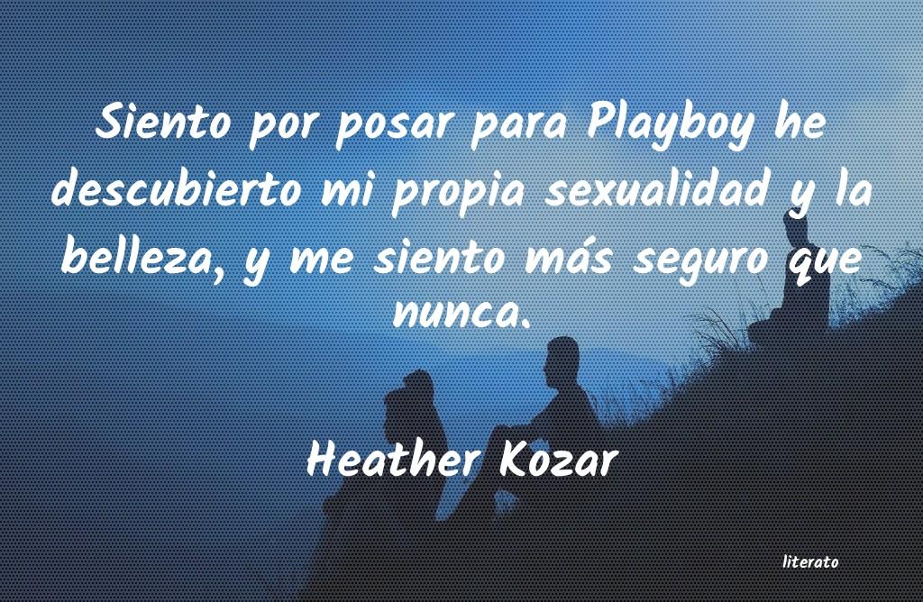 Frases De Heather Kozar Literato
