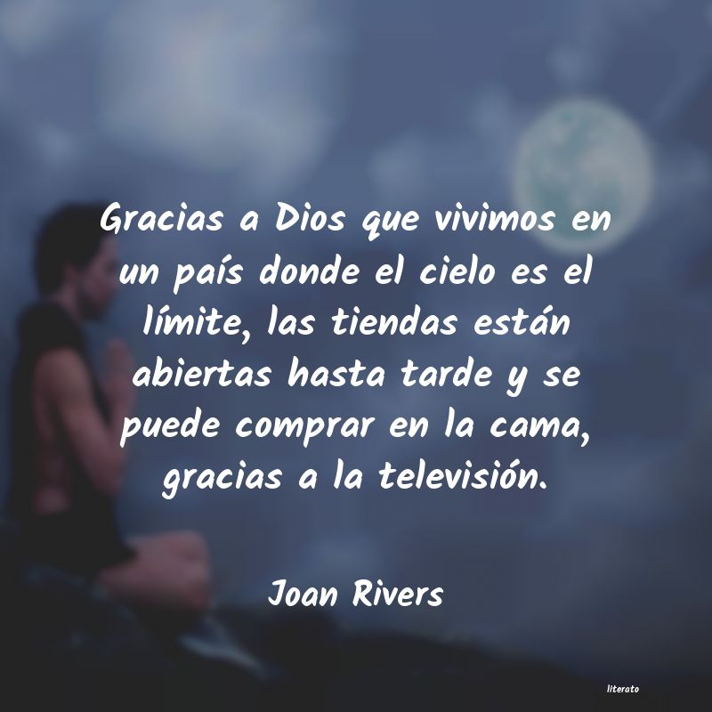 Frases de Joan Rivers