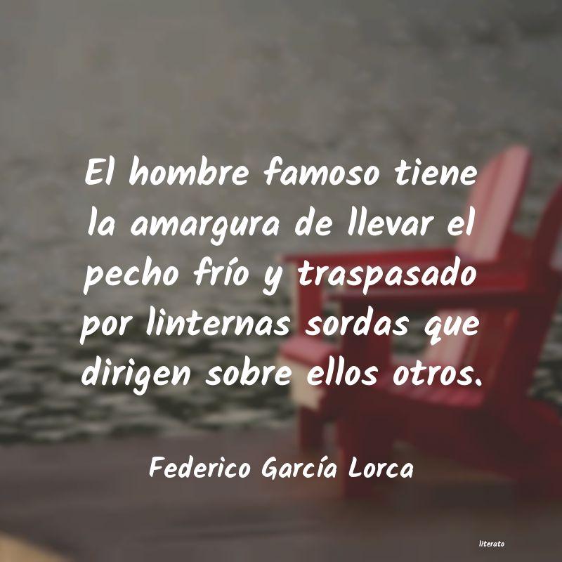 Poemas Cortos De Federico Garcia Lorca Literato