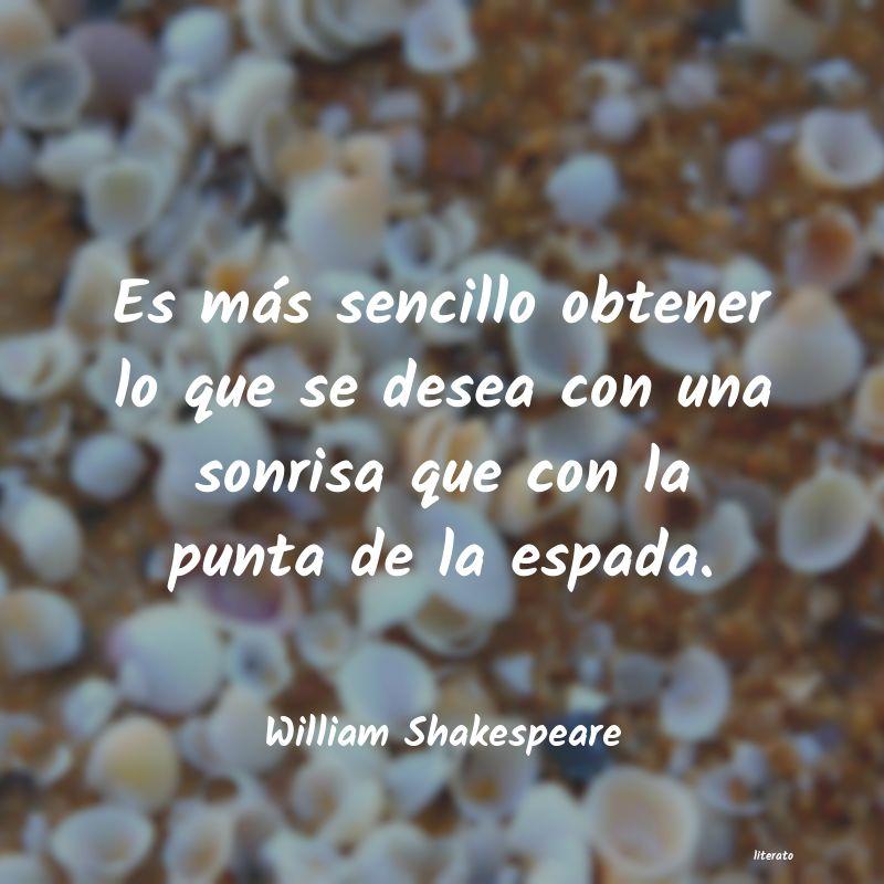 William Shakespeare Es Más Sencillo Obtener Lo Qu