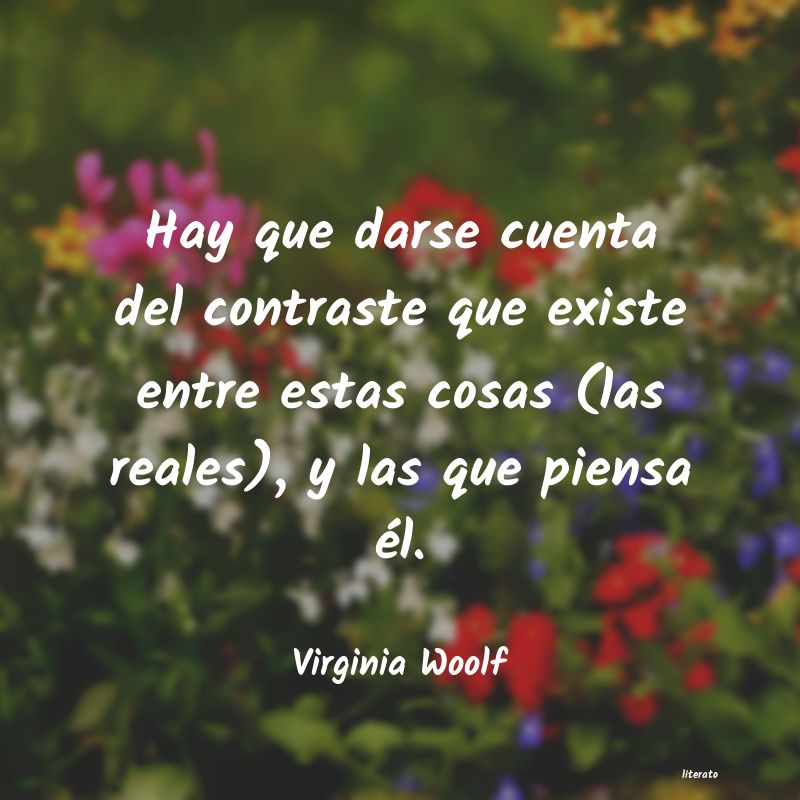 Frases de Virginia Woolf