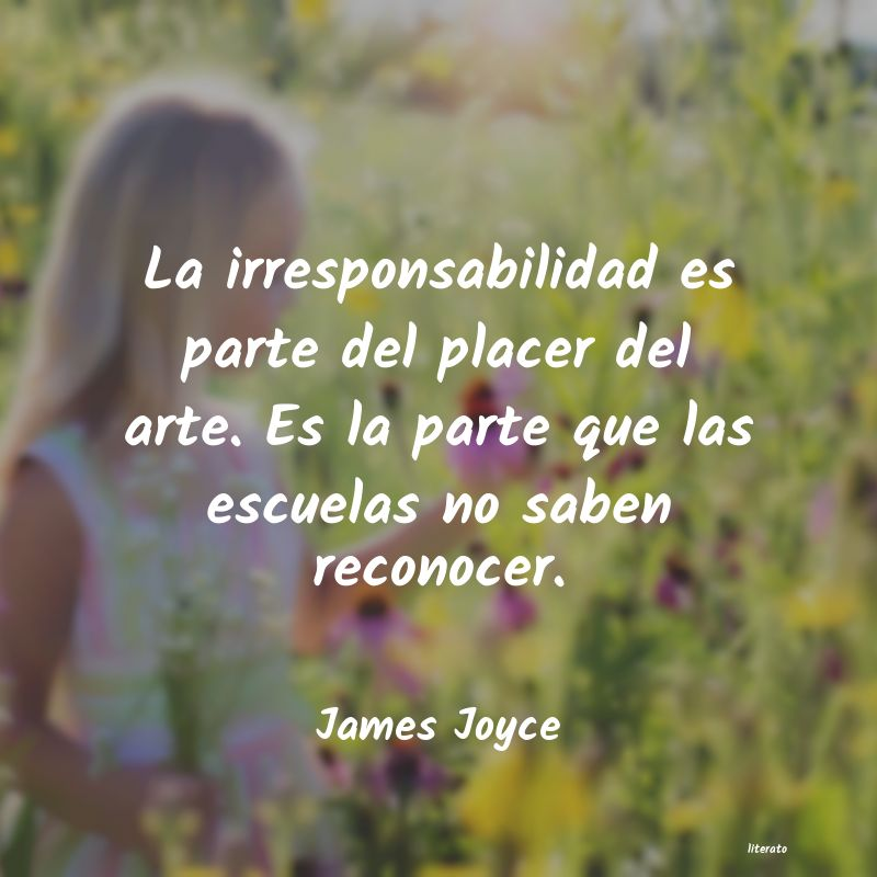 Frases de James Joyce