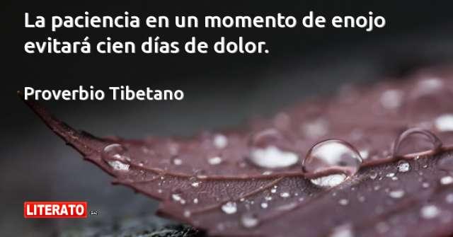 Frases de Proverbio Tibetano