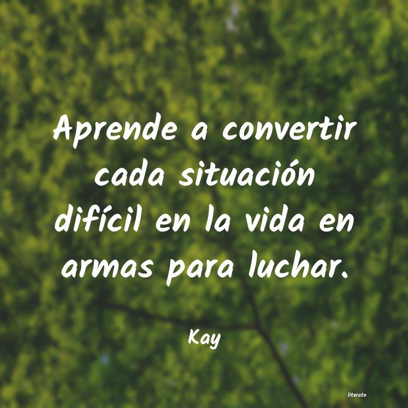 Kay Aprende A Convertir Cada Situa