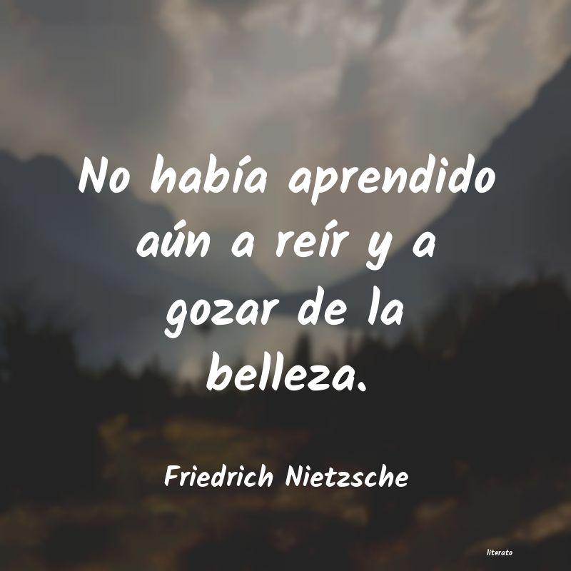 Frases De Friedrich Wilhelm Nietzsche Acerca De Justicia