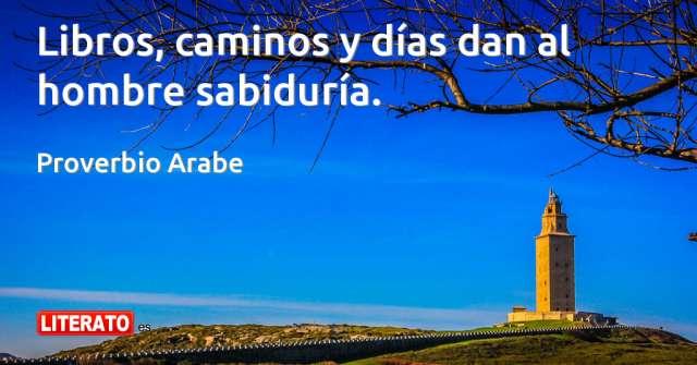 Frases de Proverbio árabe