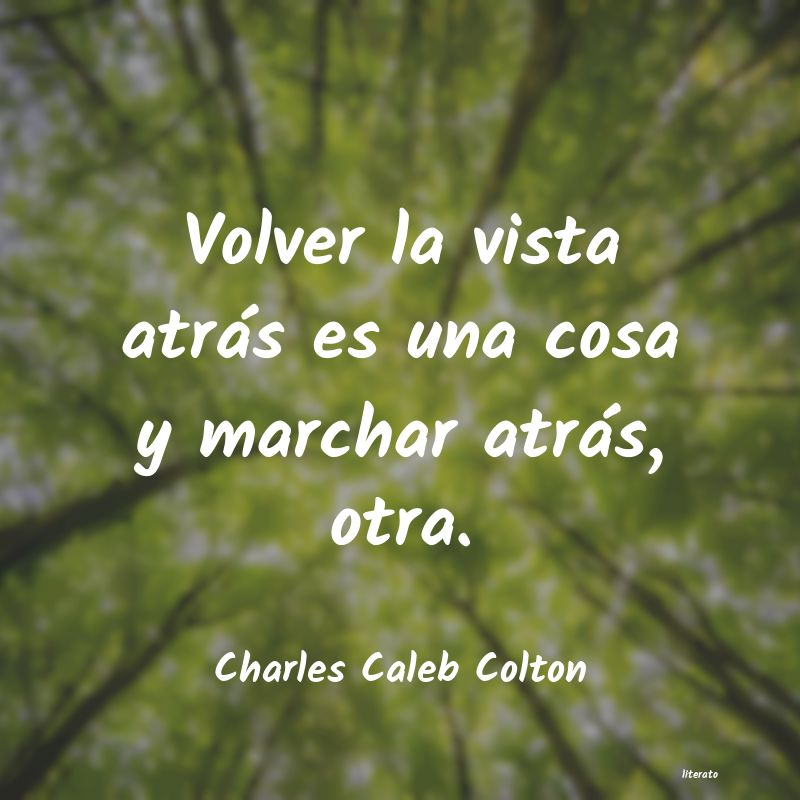 Frases de Charles Caleb Colton