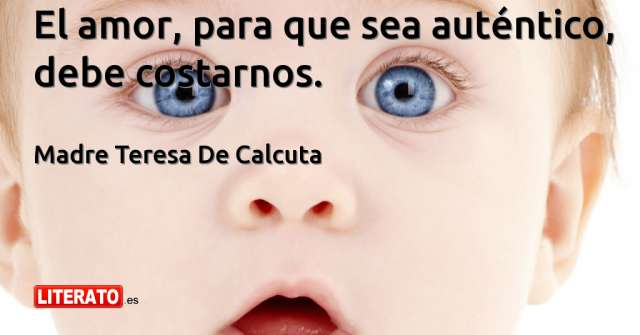 Frases de Madre Teresa De Calcuta