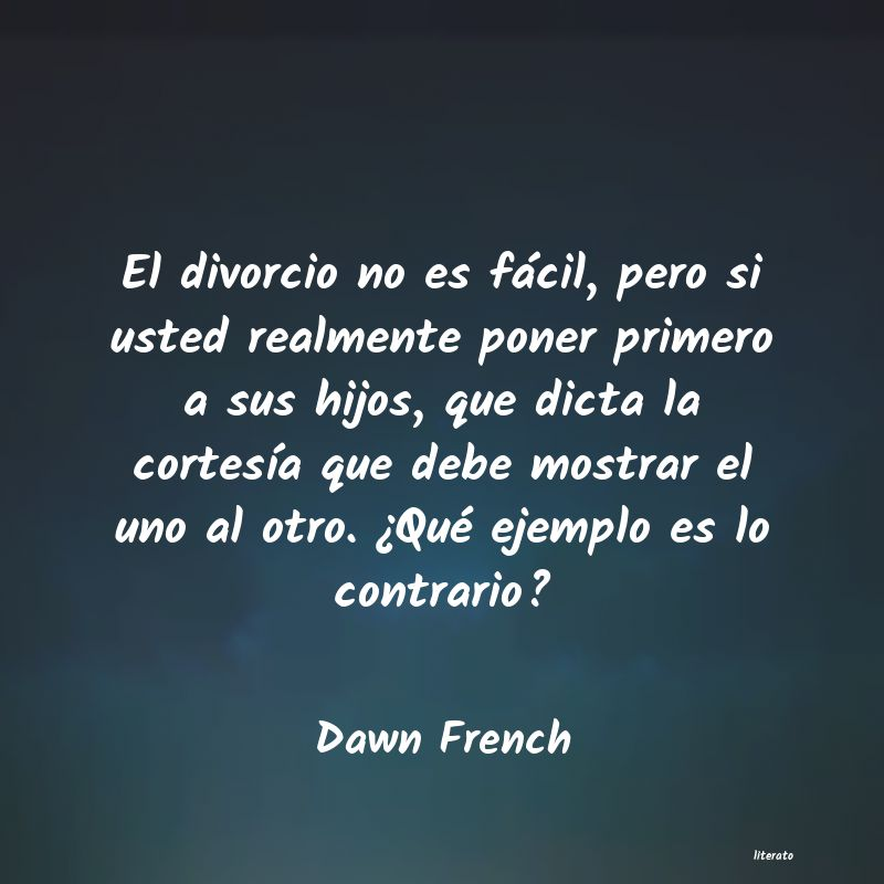 Frases de Dawn French