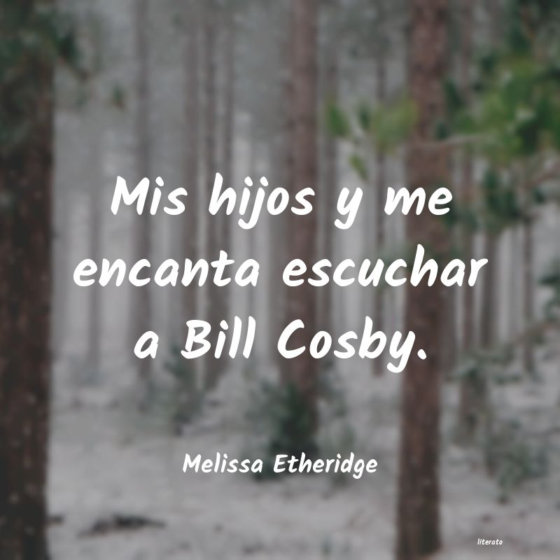Frases de Melissa Etheridge