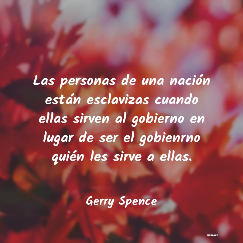 Frases de Gerry Spence