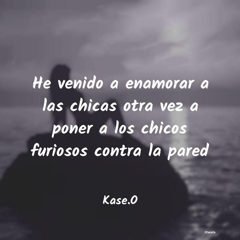 Kaseo He Venido A Enamorar A Las Chi