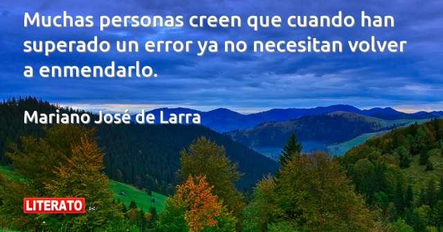 Frases de Mariano José de Larra