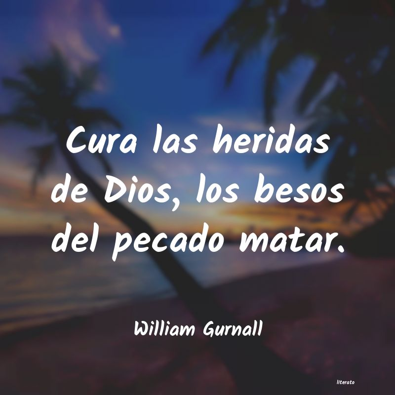 Frases de William Gurnall