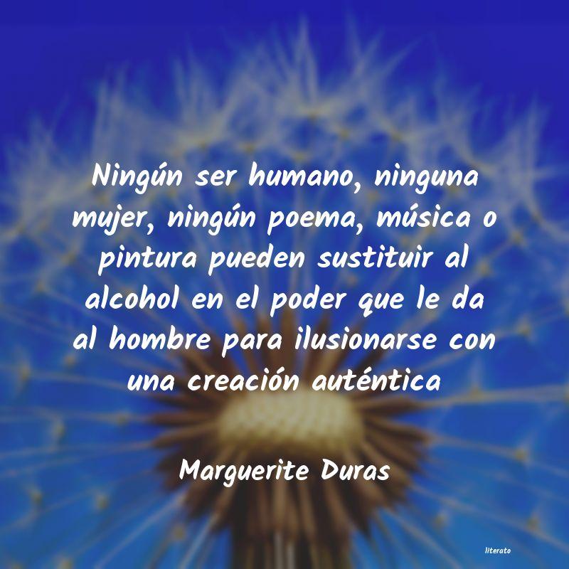 Marguerite Duras Ningún Ser Humano Ninguna Mu