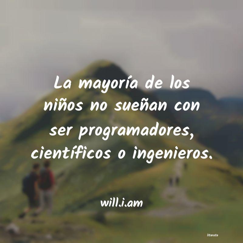 William La Mayoría De Los Niños No S
