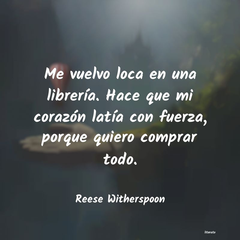 Frases de Reese Witherspoon