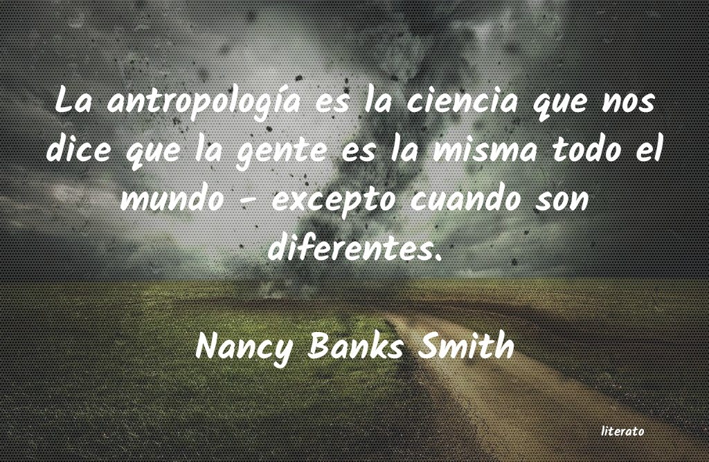 Frases de Nancy Banks Smith