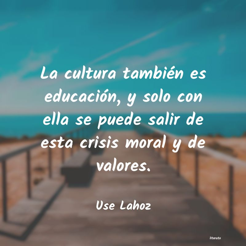 Frases de Use Lahoz
