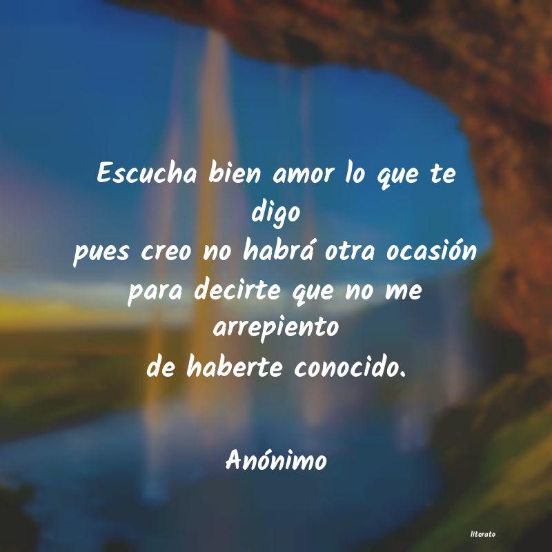 Poemas De Amor Literato