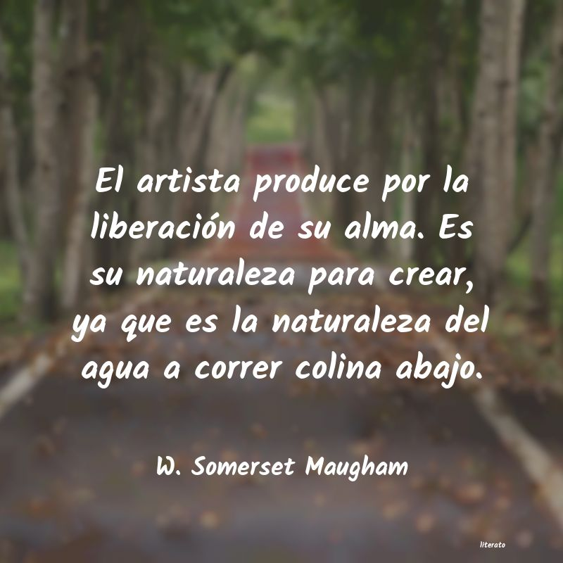 Frases de W. Somerset Maugham