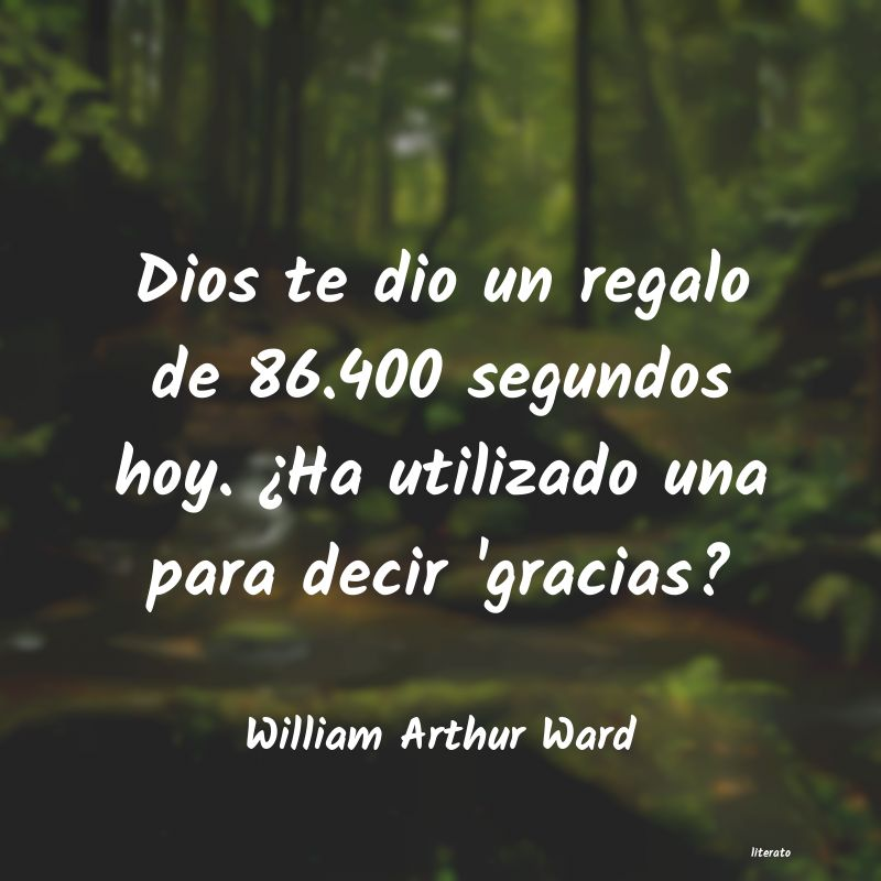 Frases de William Arthur Ward
