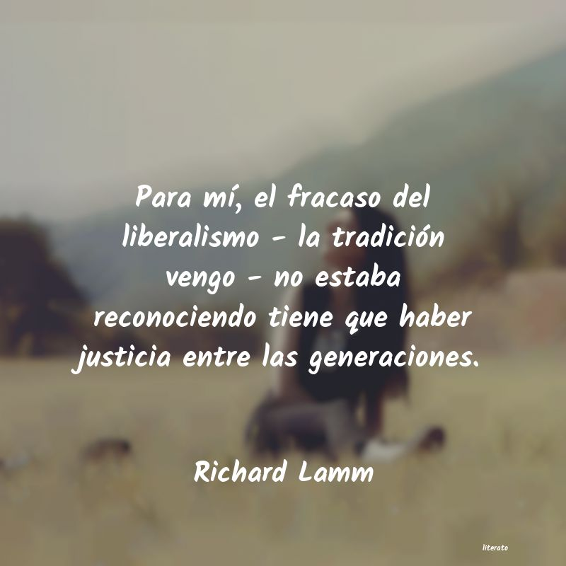Frases de Richard Lamm