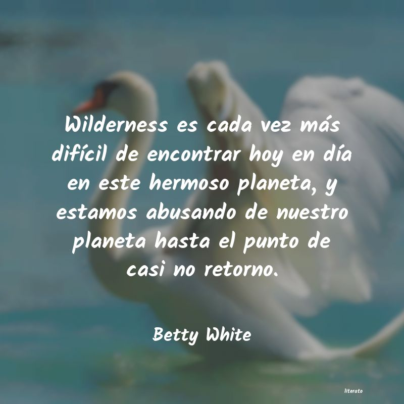 Frases de Betty White