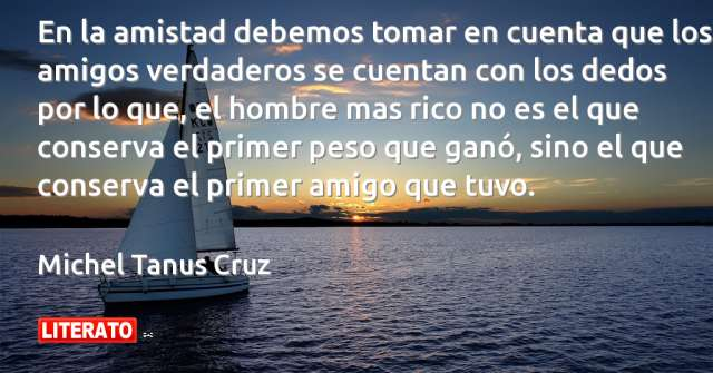 Frases de Michel Tanus Cruz