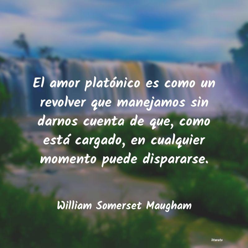 Frases De Amor Platonico Cortas Literato
