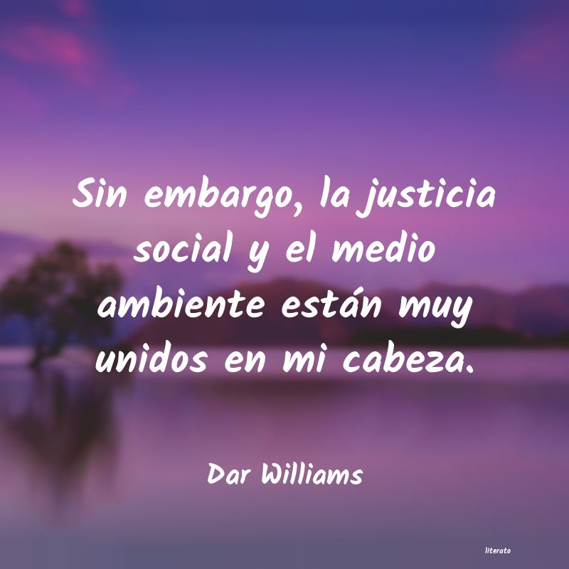 Frases de Dar Williams
