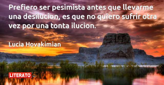 Frases de Lucia Hovakimian