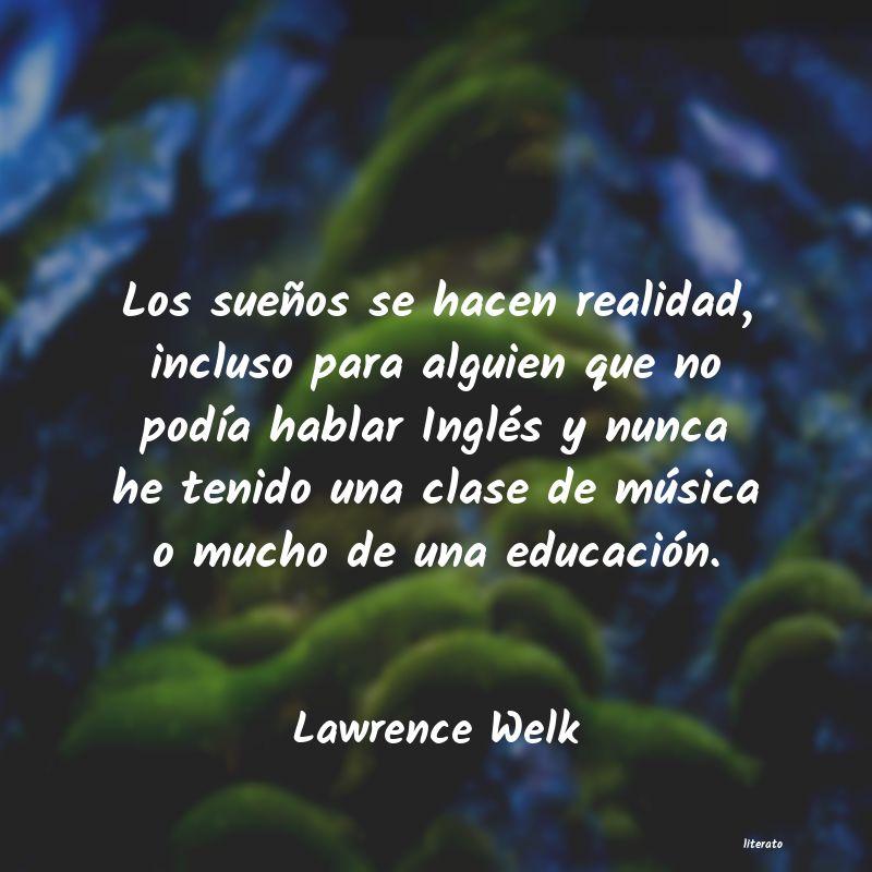 Lawrence Welk Los Sueños Se Hacen Realidad