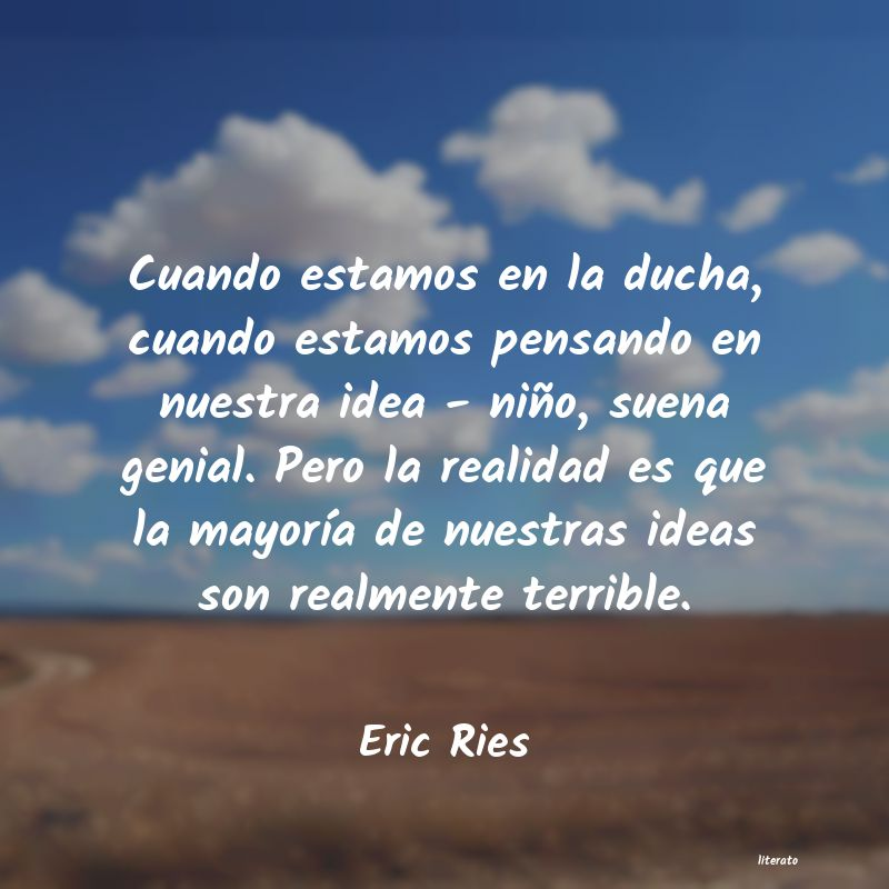Frases de Eric Ries