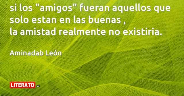 Frases de Aminadab León