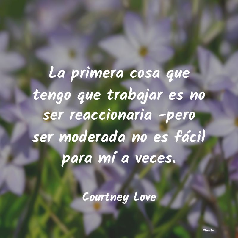 Frases de Courtney Love