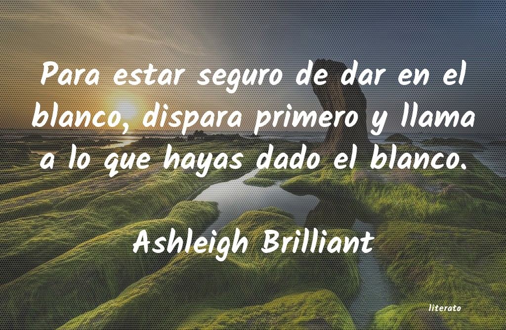 Frases de Ashleigh Brilliant