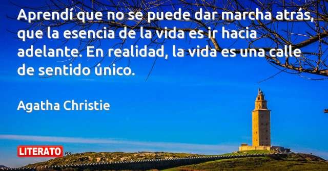 Frases de Agatha Christie