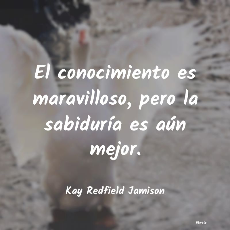 Frases de Kay Redfield Jamison