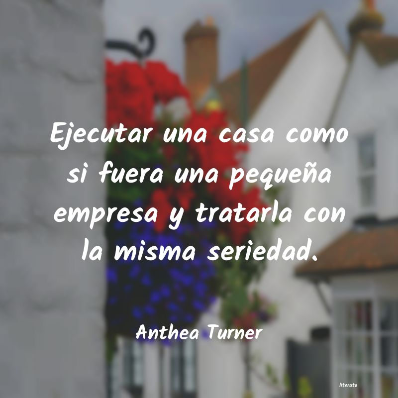 Frases de Anthea Turner