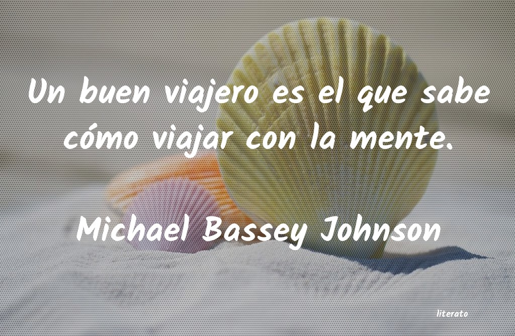 Frases de Michael Bassey Johnson