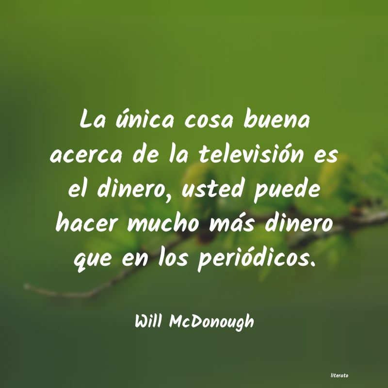 Frases de Will McDonough