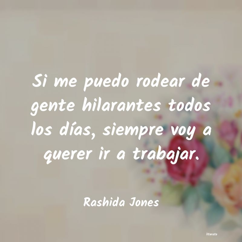 Frases de Rashida Jones