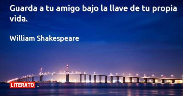 Frases de William Shakespeare