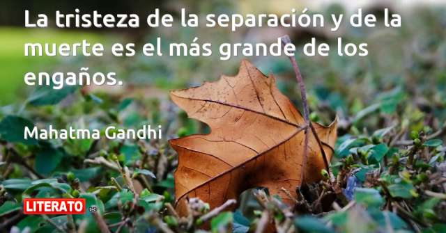 Frases de Mahatma Gandhi