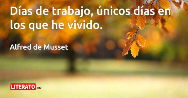 Frases de Alfred de Musset