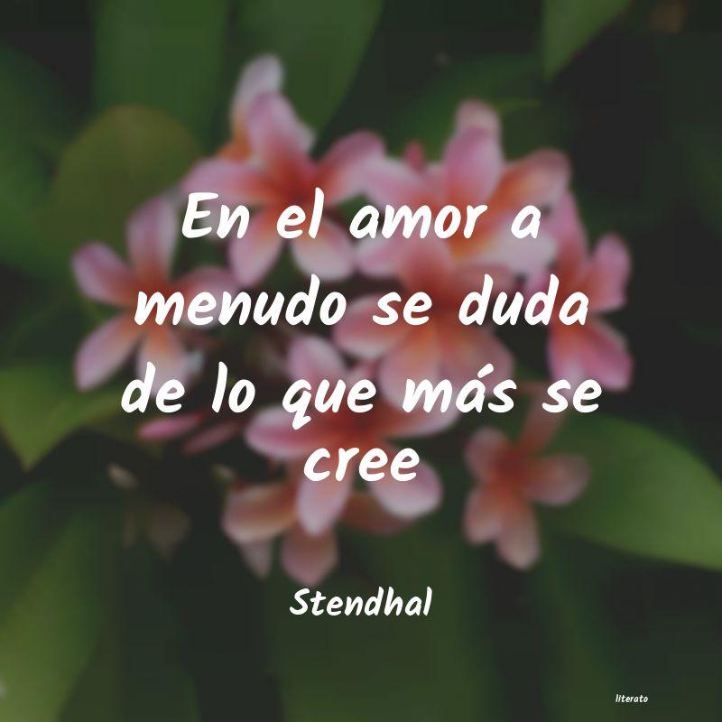 Frases Cortas De Dudas De Amor Literato