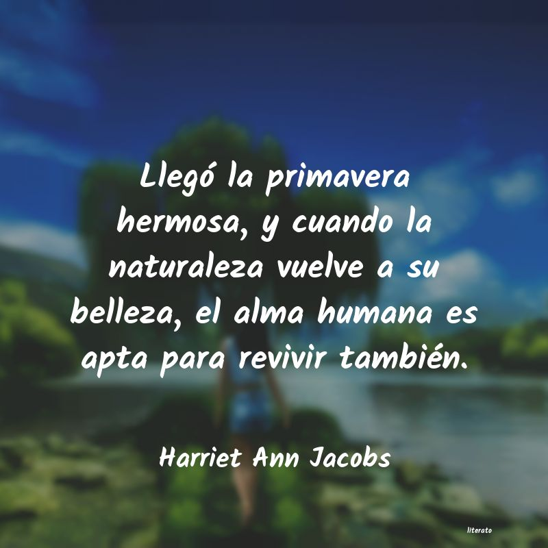 Frases de Harriet Ann Jacobs