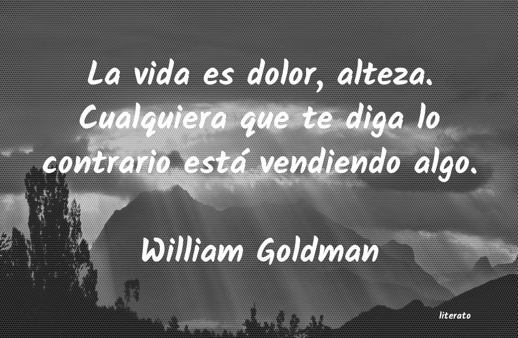 Frases de William Goldman